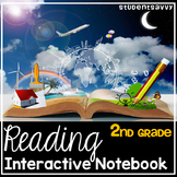 Interactive Reading Notebook  2nd Grade