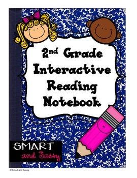2nd Grade Interactive Reading Notebook TEKS Aligned