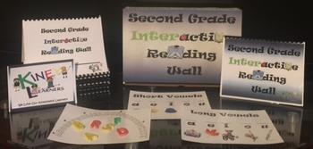 2nd Grade Interactive Reading Wall