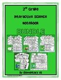 2nd Grade Interactive Science Notebook Bundle (STAAR)