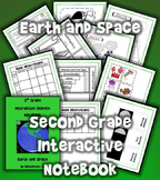 2nd Grade Interactive Science Notebook: Earth and Space TEKS