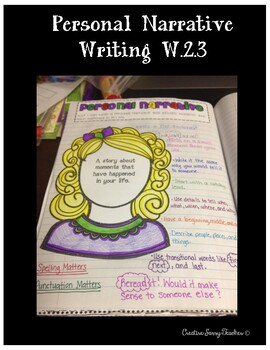 2nd Grade Writing Interactive Notebook
