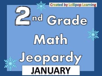 2nd Grade Jeopardy (January)
