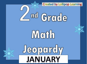 2nd Grade Jeopardy (January)