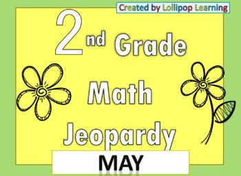 2nd Grade Jeopardy (May)