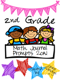 2nd Grade Journal Prompts- 2.OA.1