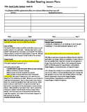 """2nd Grade Journey's Lesson 22 Guided Reading Plan """"The Sand Castle Contest"""""""