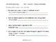 2nd Grade Journeys 2014, Unit 1, Common Core Comprehension & Vocabulary