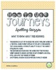 2nd Grade, Journeys 2014 Unit 2 Spelling Quizzes and Sente