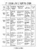 2nd Grade Journeys, Unit 5 Skills Planning Chart