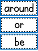2nd Grade Journeys High Frequency Words- All 30 Lessons- (Blue, Green and Red)