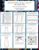 2nd Grade Journeys Lesson 16 Interactive Notebook Pages