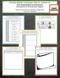 2nd Grade Journeys Lesson 19 Interactive Notebook Pages