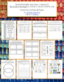 2nd Grade Journeys Lesson 23 Interactive Notebook Pages