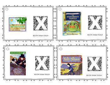 2nd Grade Journeys QR Codes for Listening Centers