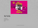 2nd Grade Journeys Unit 1 Lesson 2 My Family