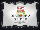2nd Grade Journeys Unit 1 Lesson 4, Diary of a Spider