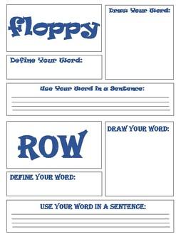 Journeys 2nd Grade Unit 1 Vocabulary Task Cards