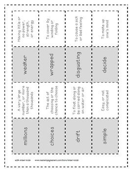 2nd Grade Journeys: Unit 2 Supplemental Activities © 2014 and 2011