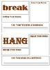 Journeys 2nd Grade Unit 2 Vocabulary Task Cards