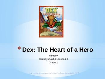 2nd Grade Journeys Unit 4, Less 20 Dex
