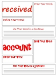 Journeys 2nd Grade Unit 4 Vocabulary Task Cards