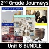 2nd Grade Journeys Unit 6 BUNDLE Supplemental Resources: Lessons 26-30