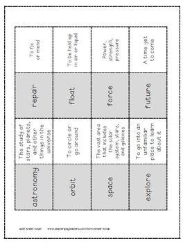 2nd Grade Journeys: Unit 6 Supplemental Activities © 2011
