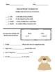 2nd Grade Journeys Vocabulary & Comprehension Tests: Unit 1-6 Bundle *30 Tests*