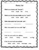 2nd Grade LA Assessments: Parts of Speech, Phonics, Genre