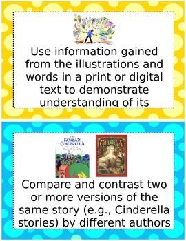 2nd Grade LAFS Common Core Standards