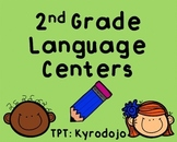 2nd Grade Language Centers