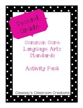 2nd Grade Language Arts Bundle