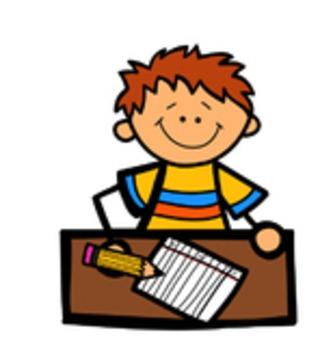 2nd Grade Language Arts Fictional Writing