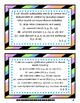 2nd Grade Language Arts I Can Statements (Texas Standards, TEKS