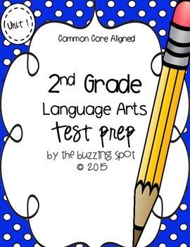 2nd Grade Language Arts Test Prep Review