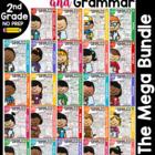 2nd Grade Language Arts and Grammar GROWING BUNDLE!