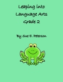 2nd Grade Language Arts with ELA Common Core Standards