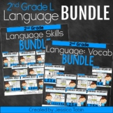 2nd Grade Language Domain Bundle