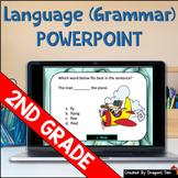 2nd Grade Language PowerPoint
