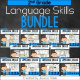 2nd Grade Language Skills Bundle, Language: Conventions of