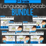 2nd Grade Language Vocabulary Bundle, Language: Vocabulary Acquisition and Use