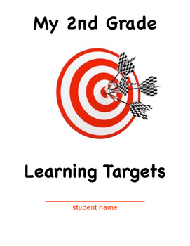 2nd Grade Learning Target Cover Sheet