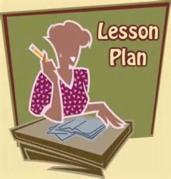 2nd Grade Lesson Plan Template with common core standards in drop boxes