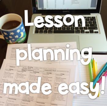 Journeys Lesson Plans Second Grade Unit 5 {EDITABLE!}