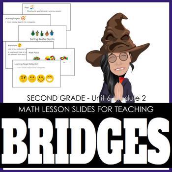 2nd Grade Lesson Slides for Bridges Math - Unit 6 Module 2