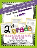 2nd Grade Leveled Reading Passages CCSS {RL.1, RL.2, RL.3, RL.4, RL.6, RL.7}