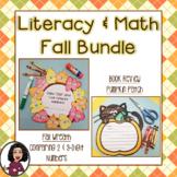 2nd Grade Fall Literacy & Math Activity Set!