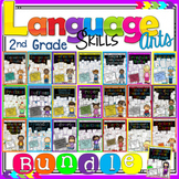 ***SPECIAL SALE*** 2nd Grade Language Arts & Grammar Bundle