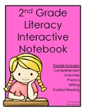 2nd-Grade Literacy Skills for the Entire Year - NO PREP!